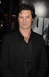 Director Matthijs van Heijningen Jr. at the California premiere of