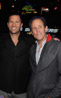 Producer Eric Newman and producer Marc Abraham at the California premiere of