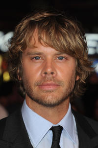 Eric Christian Olsen at the California premiere of