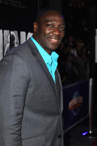 Adewale Akinnuoye-Agbaje at the California premiere of