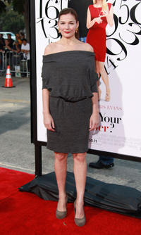 Heather Burns at the California premiere of