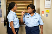 Tasha Smith as Shonda and Loretta Devine as Pamela in