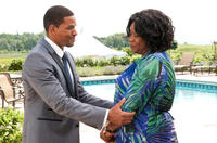 Laz Alonso as Jason and Loretta Devine as Pamela in
