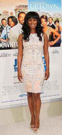Tasha Smith at the California premiere of