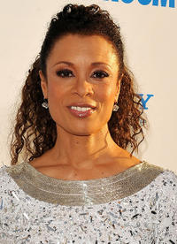 Valarie Pettiford at the California premiere of