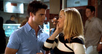 Colin Egglesfield as Dex and Kate Hudson as Darcy in