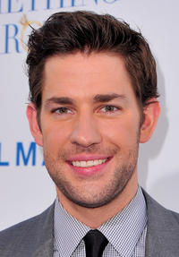 John Krasinski at the premiere of