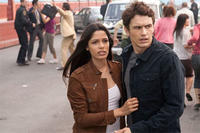 Freida Pinto and James Franco in