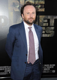 Director Rupert Wyatt at the California premiere of