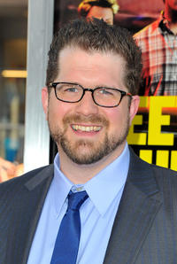 Director Seth Gordon at the California premiere of