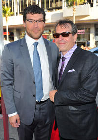 Executive producer Richard Brener and producer Jay Stern at the California premiere of