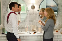Jason Bateman as Dave and Leslie Mann as Jamie in
