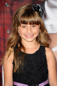 Sydney Rouviere at the California premiere of