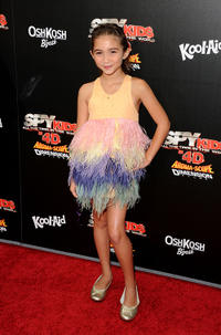 Rowan Blanchard at the California premiere of
