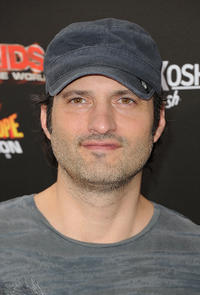Director Robert Rodriguez at the California premiere of
