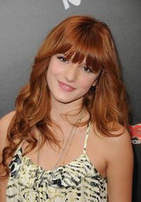 Bella Thorne at the California premiere of