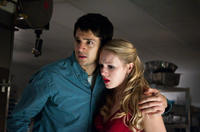 Nicholas D'agosto as Sam and Emma Bell as Molly in