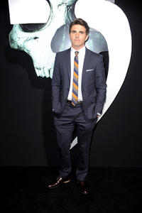 Miles Fisher at the California premiere of