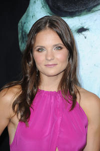 Ellen Wroe at the California premiere of