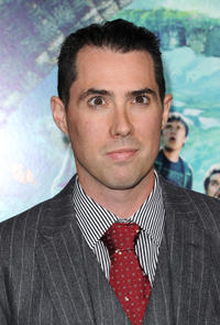 Director Brad Peyton at the California premiere of