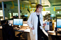 Jennifer Ehle as Dr. Ally Hextall in