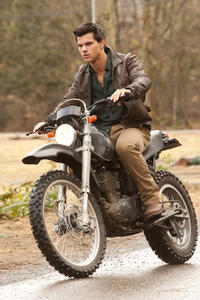 Taylor Lautner as Jacob Black in