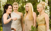 Elizabeth Reaser as Esme, Maggie Grace as Irina, Casey LaBow as Kate and MyAnna Buring as Tanya in