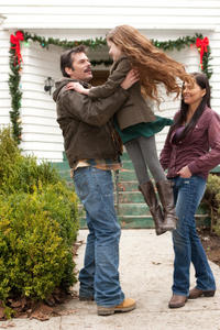 Billy Burke, Mackenzie Foy and Alex Rice in