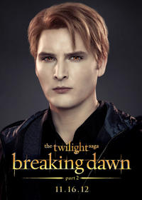 Carlisle (Peter Facinelli) character art for