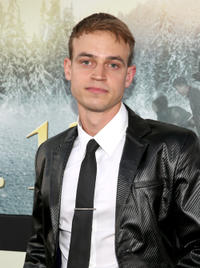 Erik Odom at the California premiere of