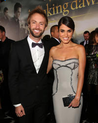 Singer Paul McDonald and Nikki Reed at the California premiere of