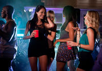 Alexis Knapp as Alexis in
