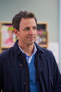 Seth Meyers as Griffin in