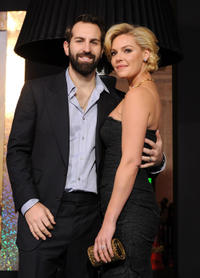 Josh Kelley and Katherine Heigl at the California premiere of