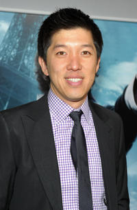Producer Dan Lin at the California premiere of