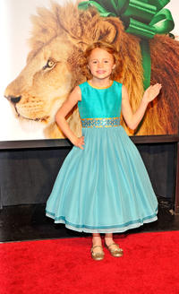 Maggie Elizabeth Jones at the New York premiere of