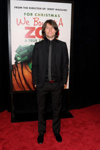 Patrick Fugit at the New York premiere of