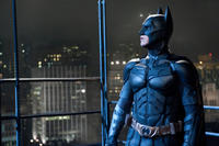 Christian Bale as Batman in