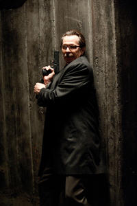 Gary Oldman as Commissioner Gordon in