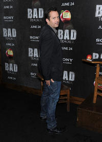 Thomas Lennon at the New York premiere of