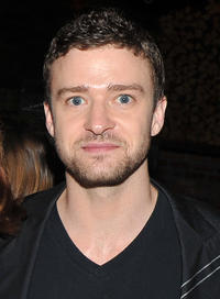 Justin Timberlake at the after party of the New York premiere of
