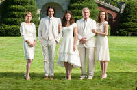 Geraldine James as Vivienne, Russell Brand as Arthur, Jennifer Garner as Susan, Nick Nolte as Burt Johnson and Leslie Hendrix as Alice Johnson in