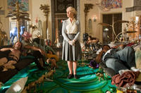 Helen Mirren as Hobson in