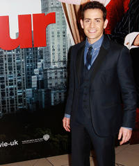 Director Jason Winer at the London premiere of