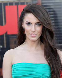 Jessica Lowndes at the London premiere of