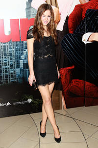Roxanne McKee at the London premiere of