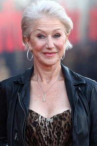 Helen Mirren at the London premiere of