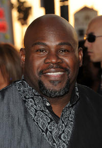 David Mann at the California screening of