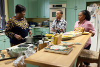 Loretta Devine as Shirley, Bow Wow as Byron and Natalie Desselle Reid as Tammy in