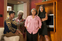 Loretta Devine as Shirley, Cassi Davis as Aunt Bam, Natalie Desselle Reid as Tammy and Shannon Kane as Kimberly in